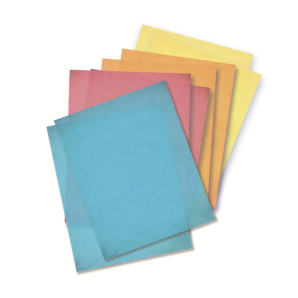 Colored Premium Wafer paper - sample pack