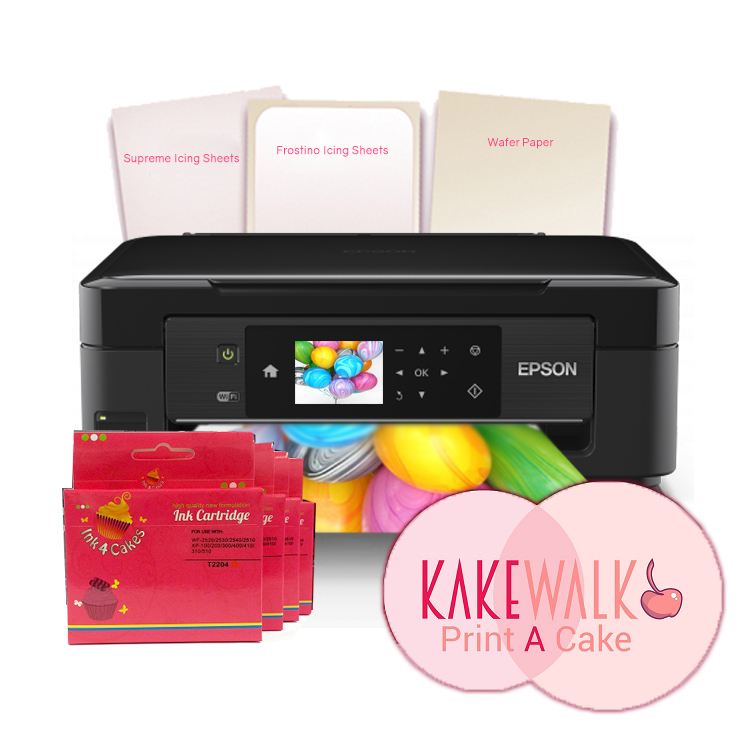 Epson Edible Printer Cupcake and Cookie Bundle