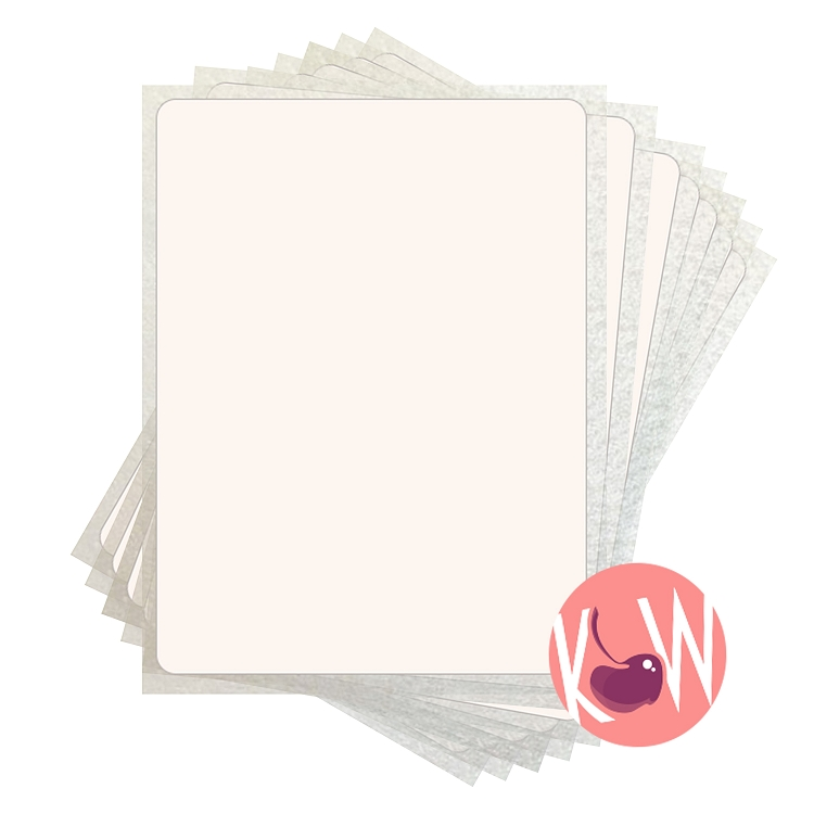 Icing On Fabric: Bulk Pack Fabric Icing Sheets