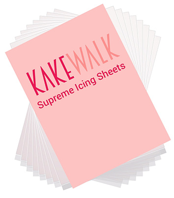 Supreme Icing Sheets Sample Pack