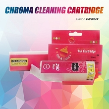 CHROMA 250XL Canon Black Cleaning Cartridge