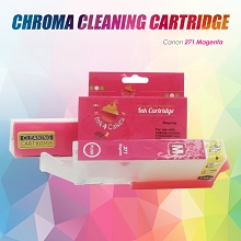 Canon CHROMA cleaning cartridge Magenta 271M