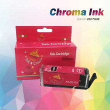 CHROMA 250XL Canon Black Edible Ink Cartridge
