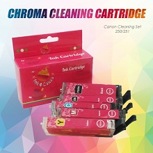 Canon CHROMA cleaning cartridge Set 250/251