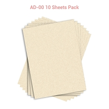 Wafer Paper AD-00 - 10 sheets