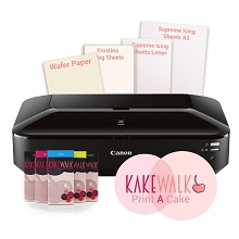 Canon Wide Format Edible Printer Cupcake and Cookie Kit