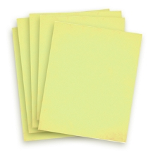 Easter Yellow Premium Wafer Paper 100 pk