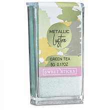 Green Tea Edible Art Metallic Lustre