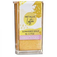 Sunkissed Gold Edible Art Metallic Lustre