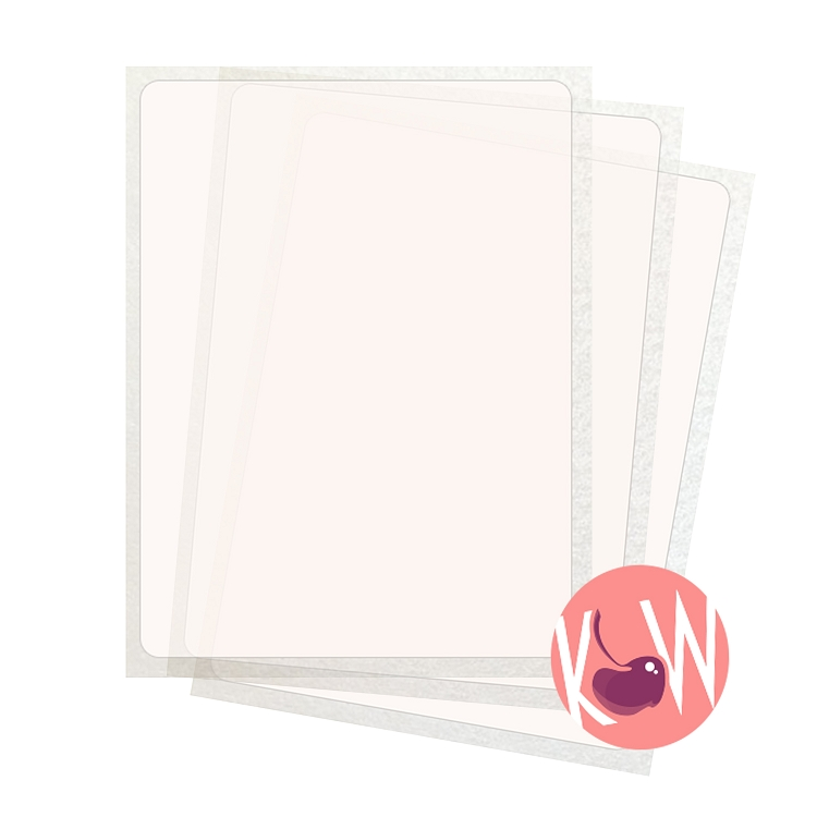 FlexFrost - Edible Fabric Icing sheets  Sample pack