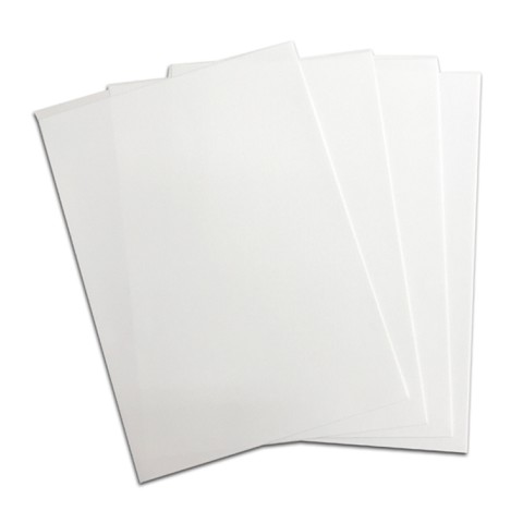 Sample Pack of 4 Premium Icing Sheets by Kakewalk A4 size