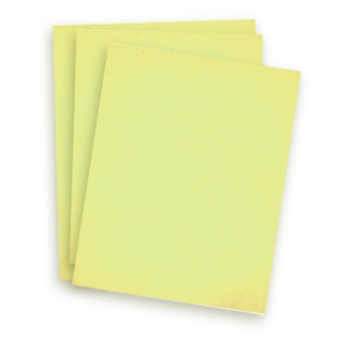 Easter Yellow Premium Wafer Paper 20pk