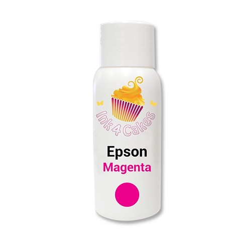 Edible ink refill for Epson - Magenta 120ml