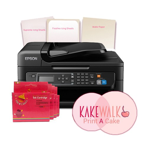 Epson PLUS Edible Printer Kit