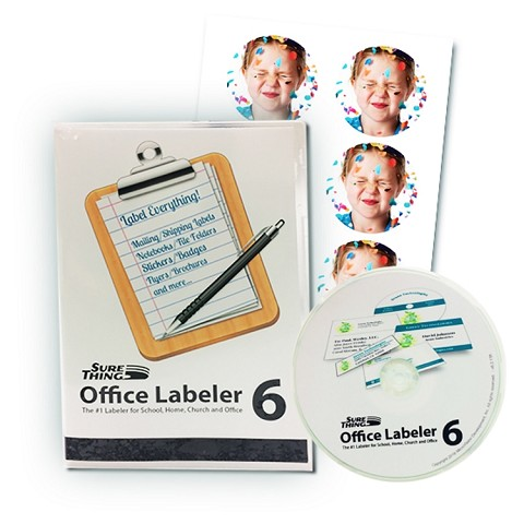 Office Labeler Cake Software PAC 2.0