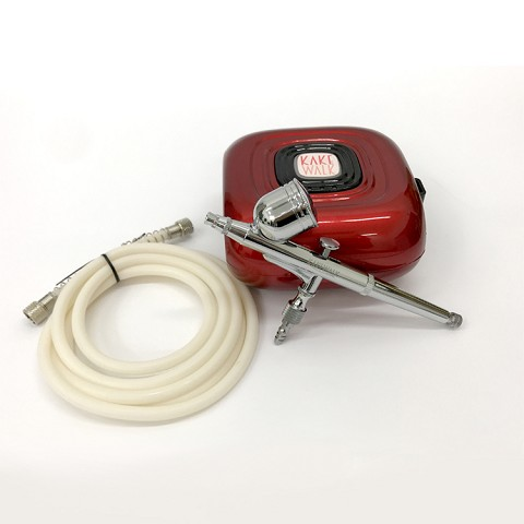 Cake Airbrush Compressor Kit 1