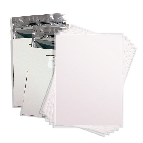 Supreme Icing sheets Decorator Pack - 96 supreme icing sheets - letter size